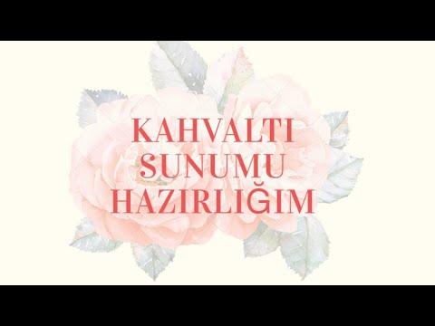 #sunum #sofradüzeni #hazırlık KAHVALTI SUNUMU NASIL HAZIRLANIR🤩