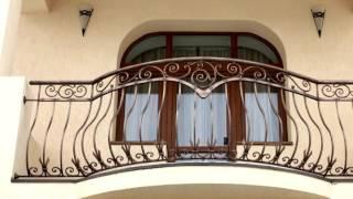 видео Балконные перила – идеи