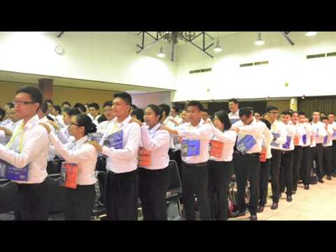 "VIDEO ANGKATAN STP TRISAKTI 2013 - FRIENDSHIP NIGHT 2013 ""LIGHT"""
