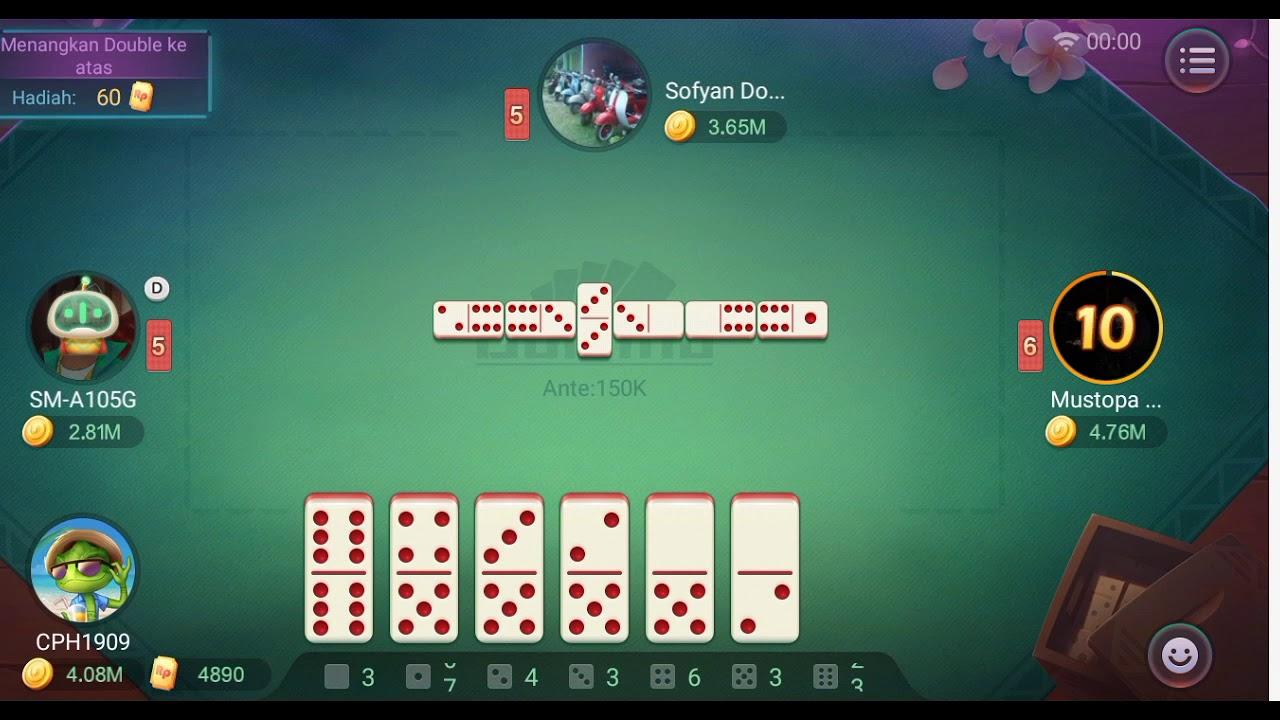 Trik cara cepat dapat kupon RP di higgs domino island real ...