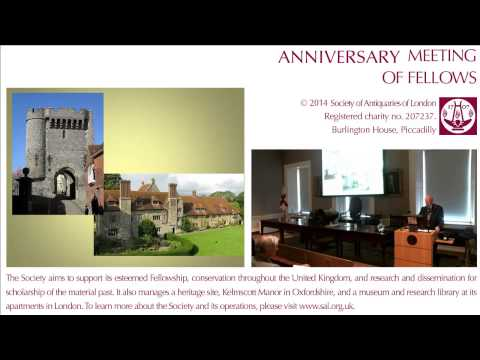 2014 Anniversary Meeting: President's Address