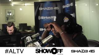 Oswin Benjamin Showoff Radio Freestyle w/ Statik Selektah Shade 45 9/8/16