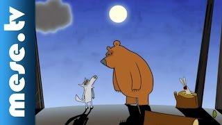 Log Jam - Hold (animáció, rajzfilm gyerekeknek)