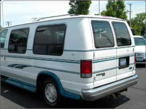 1997 ford econoline e 150 gurnee il youtube. Black Bedroom Furniture Sets. Home Design Ideas