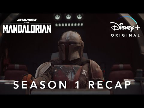 Season 1 Recap | The Mandalorian | Disney+