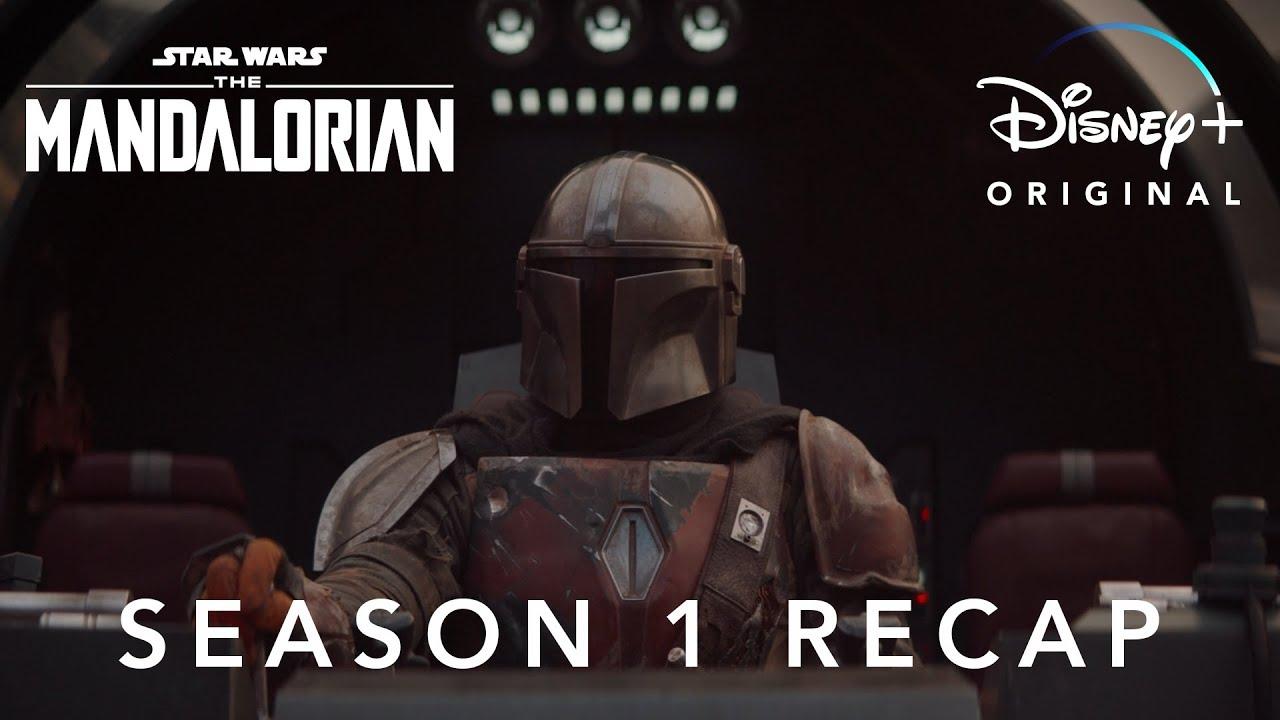 The Mandalorian | Disney lança recapitulação da primeira temporada