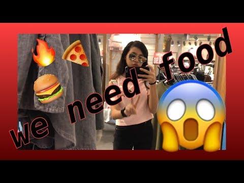 Erissa Puteri Short Vlog || WE NEED FOOD