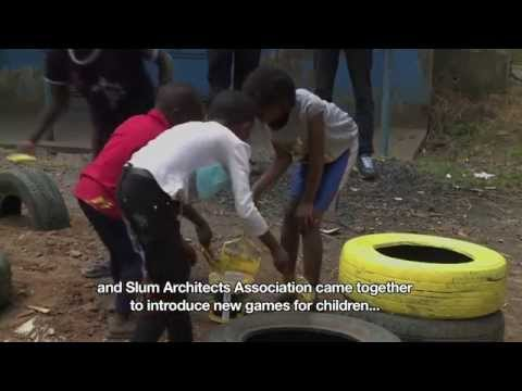 Playing makes children smart | African Slum Journal