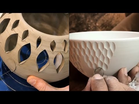 SATISFYING POTTERY /
