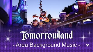 Disneyland Tomorrowland - Area Background Music