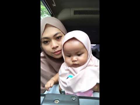 Tutorial Hijab Kee