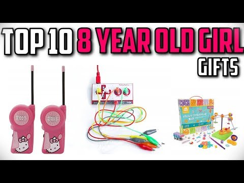 910297b1daf 10 Best 8 Year Old Girl Gifts In 2019 - YouTube