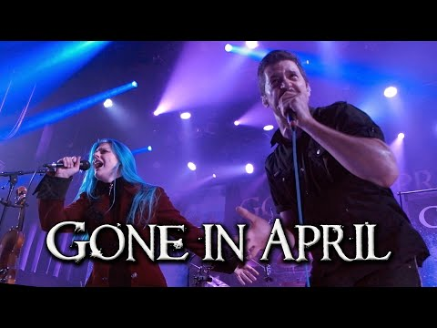 GONE IN APRIL - Haven, live 2019