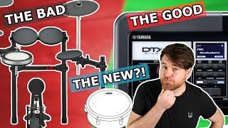 Yamaha's Bittersweet Return to Electronic Drums | DTX6K-X DTX6K2-X DTX6K3-X