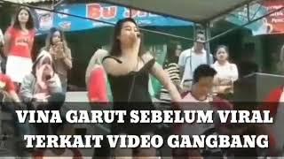 Vina Garut goyang hot di atas panggung