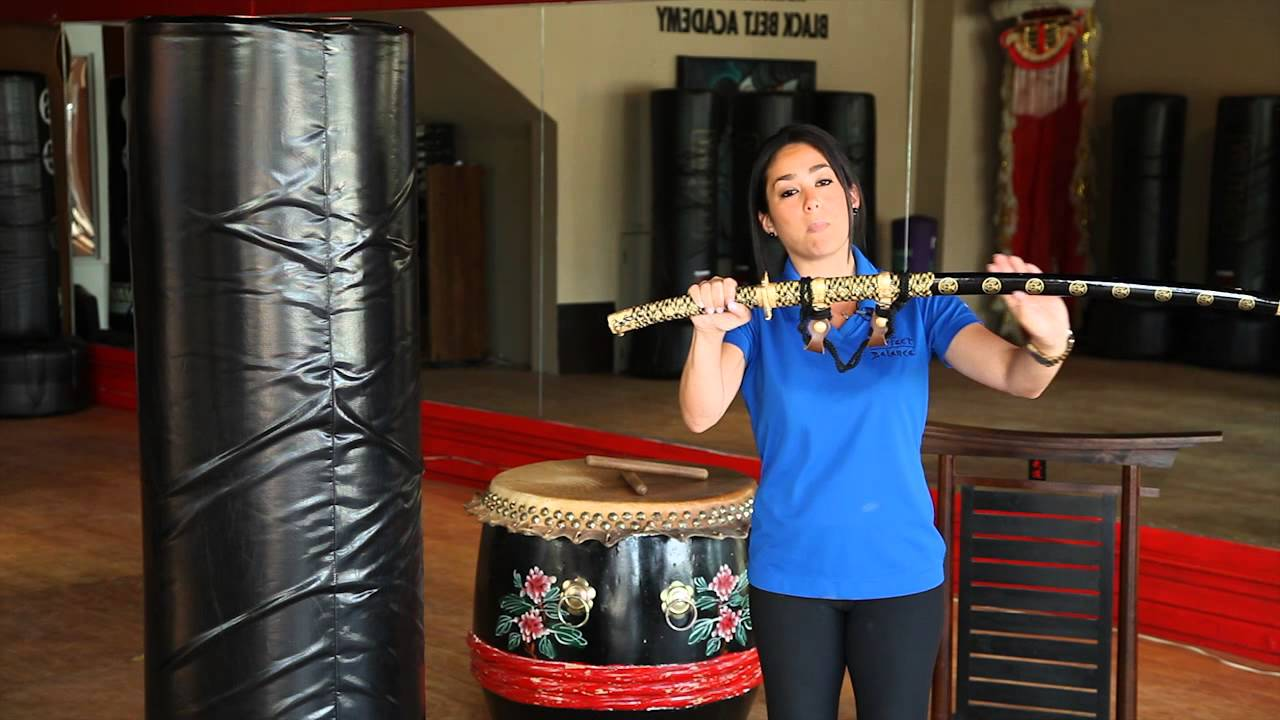 How To Display Samurai Swords Martial Arts Understanding