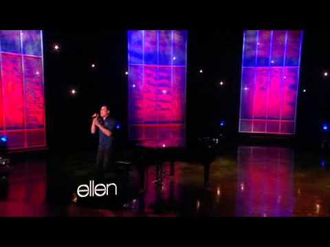 MARC MARTEL SINGS SOMEBODY TO LOVE - THE ELLEN DEGENERES SHOW