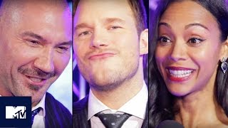 How Well Do The Guardians Of The Galaxy Cast REALLY Know Each Other? | MTV