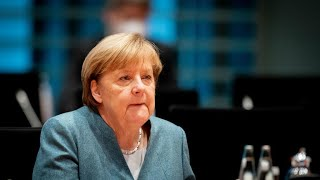 """In power so long she has been dubbed germany's """"eternal chancellor"""", angela merkel marked 15 years at the helm of europe's top economic on sunday with ..."""