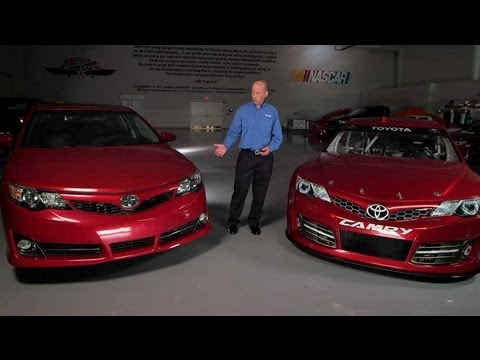 What's The Difference Between A Racecar And A Streetcar | NASCAR Automotive Technology Series