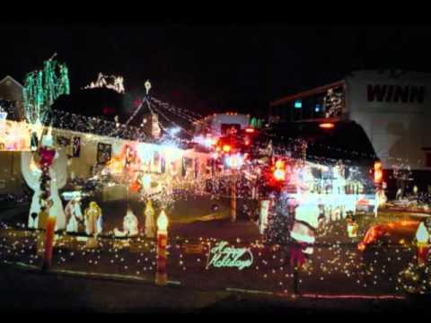 Christmas Lighting Richmond Va.The Tacky Lights Tour Richmond Virginia