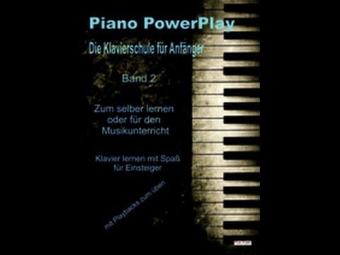 pianopowerplay band 2 klavier spielen lernen. Black Bedroom Furniture Sets. Home Design Ideas