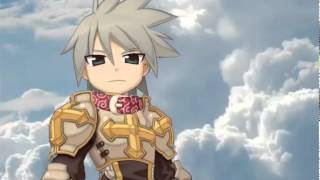 DrawMove HTML5 Animation - Lord Knight In The Wind