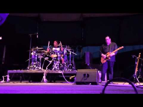 Adrian Duke band Friday's after Five 2015