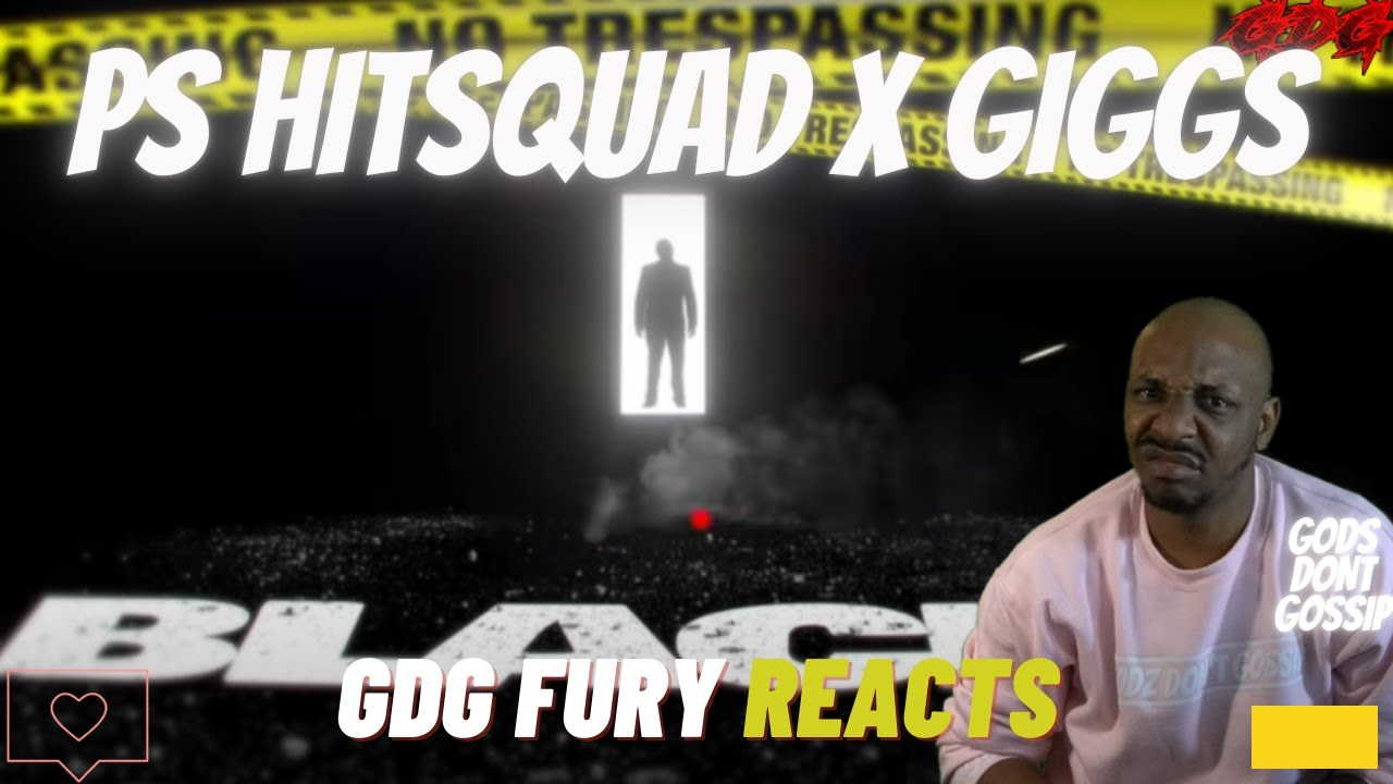 Download AMERICAN Reacts to P.S Hitsquad x Giggs - Black [Music Video]   GRM Daily [Reaction]