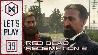 Professor Marko Dragic | Red Dead Redemption 2 (PC) | Blind Playthrough