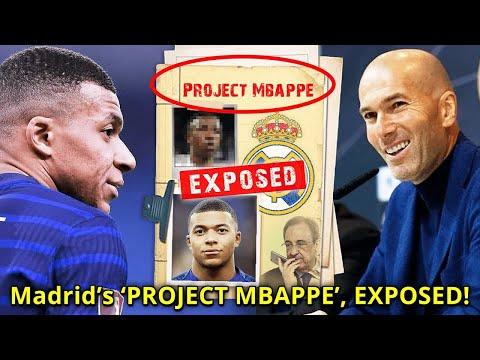 Madrid's SECRET Plan to STEAL Mbappé!