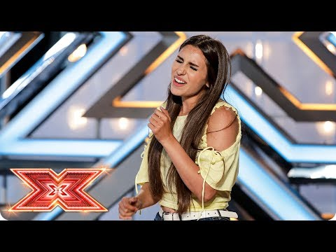 Megan Byrne puts a spell on the Judges | Auditions Week 3 | The X Factor 2017