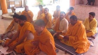 Sunderkaand Paath With 11 Pandits AT Temple on 22th April 2016
