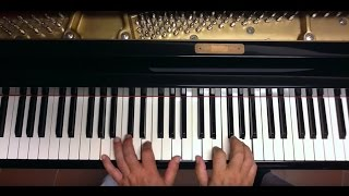 Tutorial piano y voz Como una ola (Rocio Jurado )