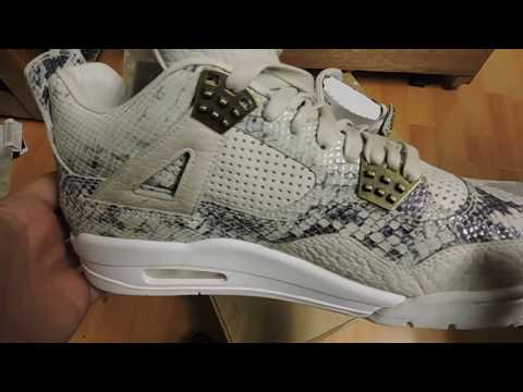 ff928daaeda 🔥$400! Air Jordan 4 Retro Pinnacle: