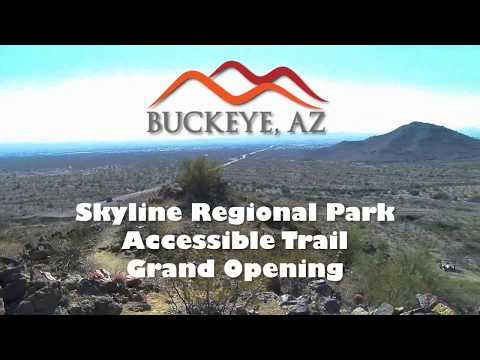 Skyline Regional Park Accessible Trail Grand Opening