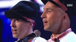 Танцы׃ Трио «Свои Люди» сезон 2, серия 8   копия