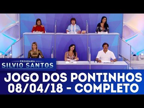 Jogo dos Pontinhos - Completo | Programa Silvio Santos (08/04/18)