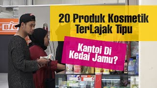Host Motif Viral Terlajak Kantoikan Produk Kosmetik Beracun
