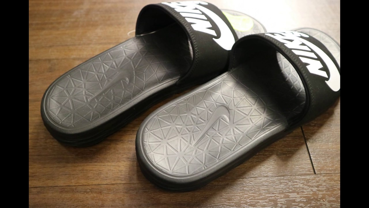 51b321961363c NIKE BENASSI SOLARSOFT SB 840067-001 - YouTube