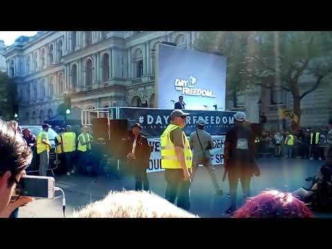#DayForFreedom - Speech - Gerard Batten - UKIP