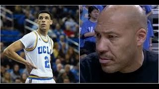 KENTUCKY BEAT UCLA, LONZO BALL IN SWEET 16, AFTER HIS DAD SAID HE'D BE BETTER THAN MAGIC, WIN NCAA!