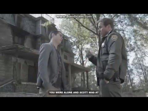 Teen Wolf- Stiles defines lying.