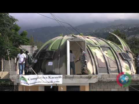 """CAN-DO.ORG launches """"HAITI DOMES PROJECT"""""""