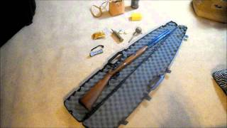 How to load a muzzleloader