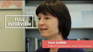 Learning from Authors - Terri Griffith, Full Episode