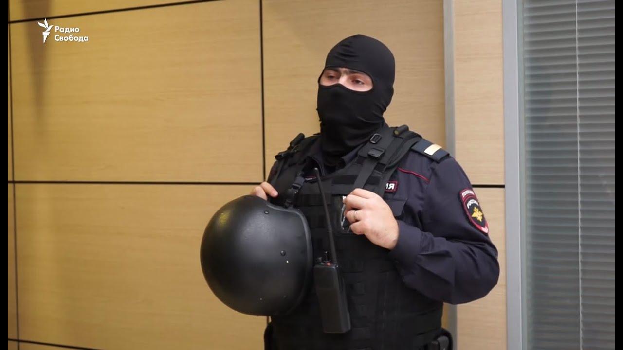 Третья волна обысков в ФБК Навального