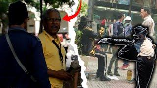 Broma a Personajes de la Zona Colonial (Michael Jackson, El Hombre Dominicano, Los Musicos)