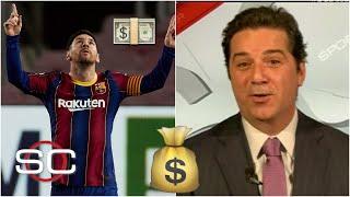ANÁLISIS MESSI y su MILLONARIO contrato. Lionel brilló en el Barcelona vs A. Bilbao | SportsCenter