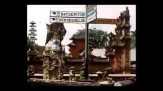 Бали до туристического бума 30 лет назад